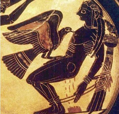 Мифы Древней Греции: Прометей