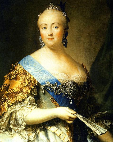 Анализ оды М.В. Ломоносова «... на день восшествия на престол императрицы Елизаветы, 1747 года»