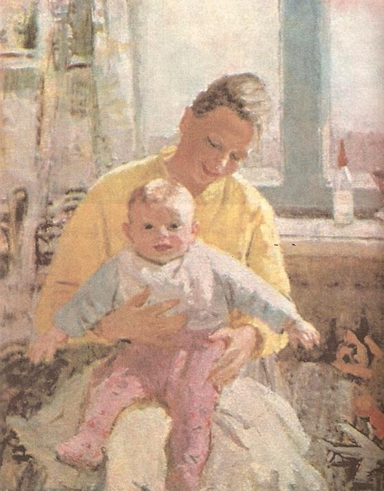 Сочинение на тему материнство 5 класс